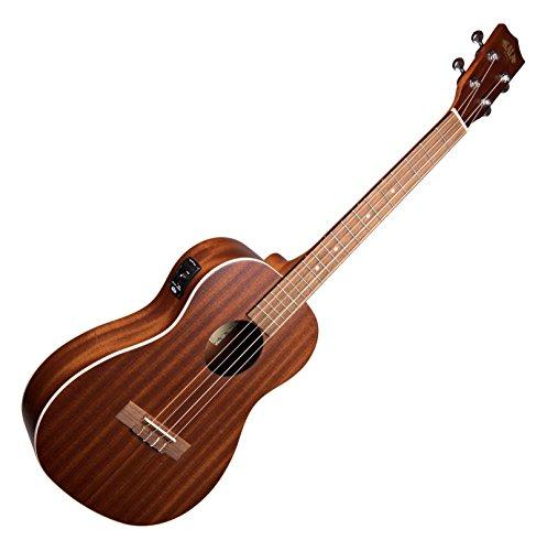 KALA KA-B barítono ukelele capas madera de caoba con ecualizador con bolsa