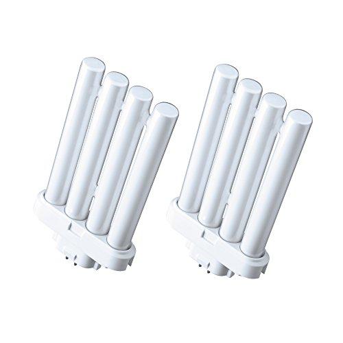 Daylight 03369 Leuchtmittel für Daylight-Tageslichtlampen | 24 W | 2er Set