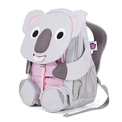 Affenzahn Kinderrucksack für 3-5 Jährige im Kindergarten - Kimi Koala - Grau