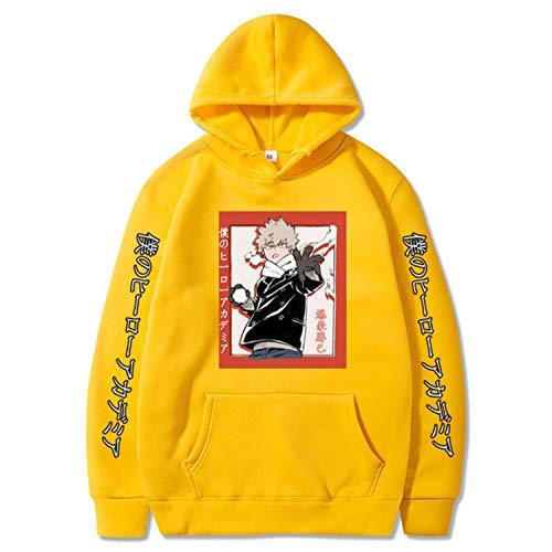 Einson My Hero Academia Harajuku Plus Size Sweatshirts Women Clothing Boku No Hero Academia Long Sleeve