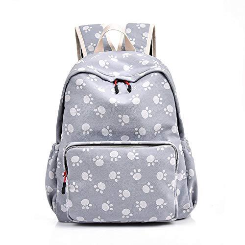 MLOPPTE Mochilas de mujer con estampado de niños, mochilas escolares para niñas, mochila de escuela primaria, mochila escolar, mochila 2