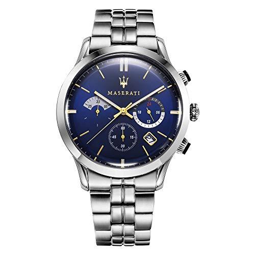 Reloj para Hombre, Colección Ricordo, Movimiento de Cuarzo, cronógrafo, en Acero - R8873633001