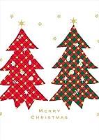 igsticker ポスター ウォールステッカー シール式ステッカー 飾り 364×515㎜ B3 写真 フォト 壁 インテリア おしゃれ 剥がせる wall sticker poster 015645 クリスマス クリスマスツリー