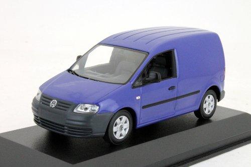 VOLKSWAGEN CADDY bleu 1/43 VW