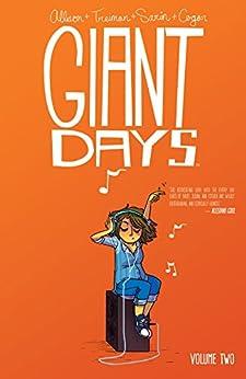 Giant Days Vol. 2 by [John Allison, Lissa Treiman, Max Sarin]