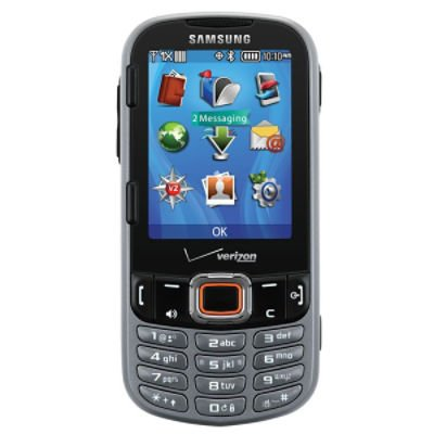 Verizon Samsung Intensity 3 CDMA QWERTY Cell Phone