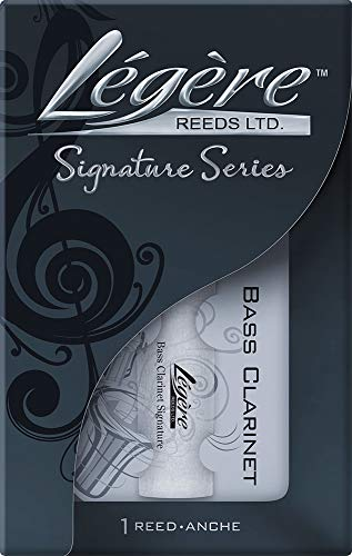 Legere Reeds Signature Bb Bass Clarinet Reed Strength 2.5