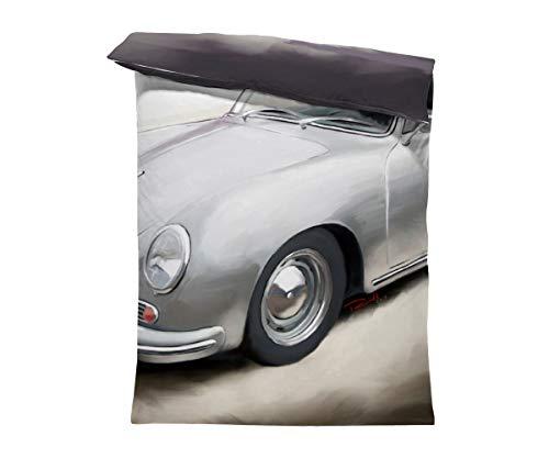 fotobar!style Bettbezug 135 x 200 cm Porsche 356 A
