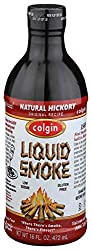 An all natural liquid smoke with no additives or preservatives Can be added to almost any food to add a great smoky flavour Gives a great BBQ flavour even when cooking indoors! Dash or brush it on steaks,chicken,hamburgers, or hot dogs for a tangy ou...