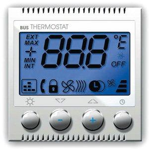 441abtm03-termostato pantalla Bus Domus 2m