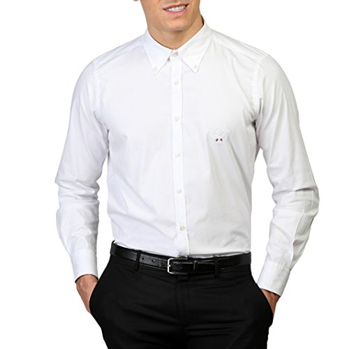 Royal Polo - Chemises-Royal Polo OXFORD-Blanc - 42