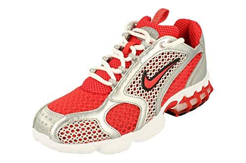 Nike Air Zoom Spiridon Cage 2, Scarpe da Ginnastica Uomo, Rojo, 44 EU