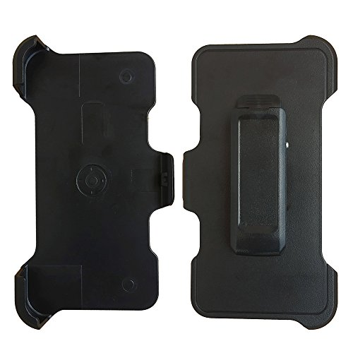 2 Pack Replacement Holster Belt Clip for Apple iPhone 8/7/6S/6 Otterbox Defender Case