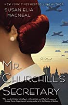 By Susan Elia MacNeal - Mr Churchills Secretary (Thorndike Press Large Print Superior Col (Large Print Edition) (2013-05-30) [Paperback]