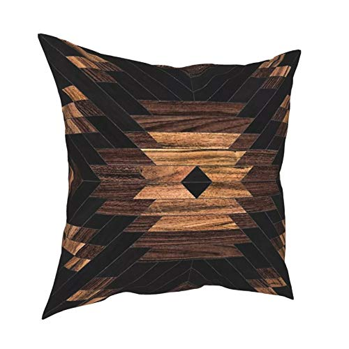 Fundas de Almohada Almohadas lumbares Almohadas de Coche Cojines de patrón Tribal Urbano para sofá Funda de Almohada Decorativa Funda para sofá Cojines de Oficina en casa
