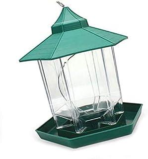 Outdoor Automatic Feeding Bird Feeder Courtyard Balcony Bird box Mixed Bird Food Bird Nest Feeder