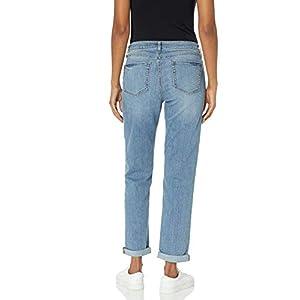 Amazon Essentials Women's Mid-Rise Girlfriend Cropped Jean