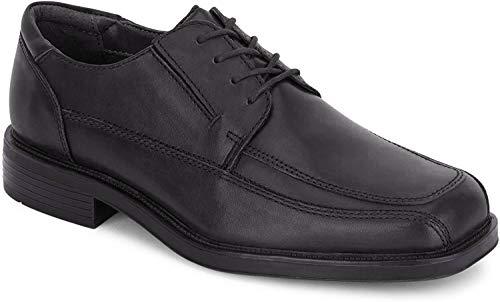 Dockers Men's Perspective Leather Oxford Dress Shoe,Black,11 M US