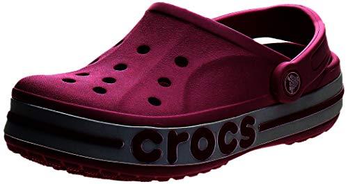 Crocs Damen Men's & Women's Bayaband Clog, Blütenblatt Pink/Candy Pink, 38 EU