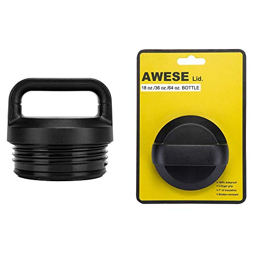 AWESE Replacement Cap Lid,Fits for 18oz/36oz/64oz YETI Rambler Bottle
