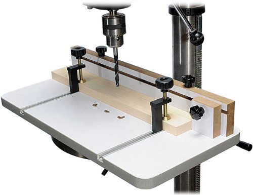 MLCS 2326 Drill Press Table and Fence with...