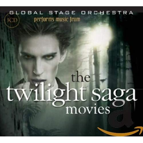 Performs Music From The Twilight Saga Movies (3 CD)
