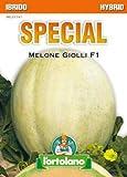 L'ortolano Melone Giolli F1 Ibrido Special - Busta Sementi