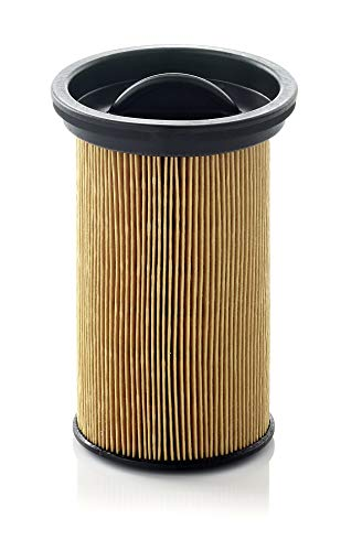 Original MANN-FILTER Filtro de Combustible PU 742 – Para automóviles