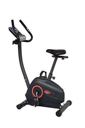 DAVID DOUILLET VZ905M Vélo d'appartement magnétique motorisé Fitness et Musculation, Gris, FR Fabricant : Taille Unique