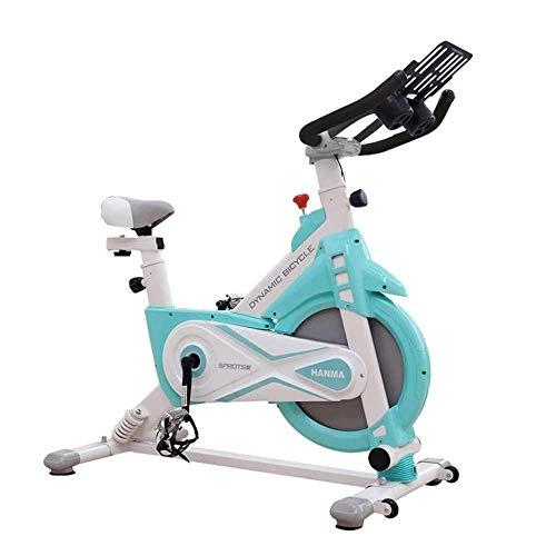 DSHUJC Bicicleta estática para Interiores para Uso en el ho