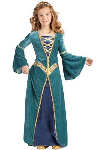 Disfraz Princesa Medieval (3-4 AÑOS)