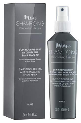 Mon Shampoing - Soin Nourrissant et Démêlant Sans Rinçage - Spray - 200 ml