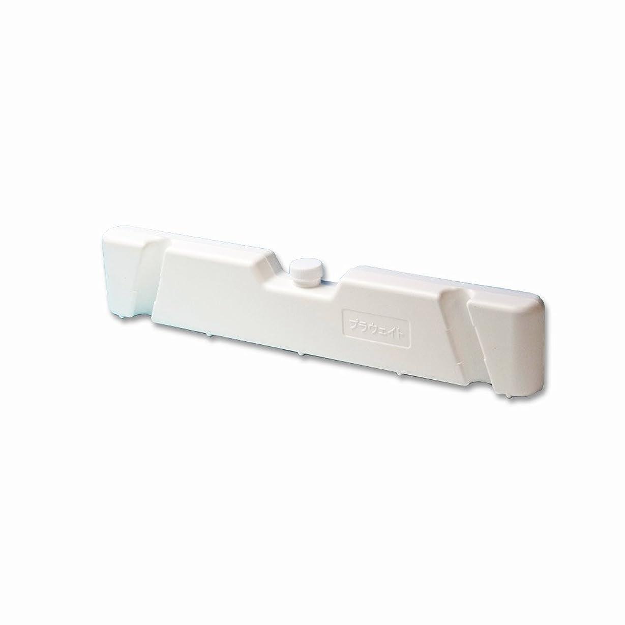 コークス三番呼びかけるミツギロン 区画整備用品 プラバー プラケード用重石 プラウェイト SF-44 ホワイト