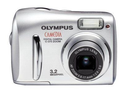 Olympus Camedia C-370 Zoom/D-535Z - Cámara Digital Compacta 3.3 MP (1.5 Pulgadas LCD, 3X Zoom Óptico)