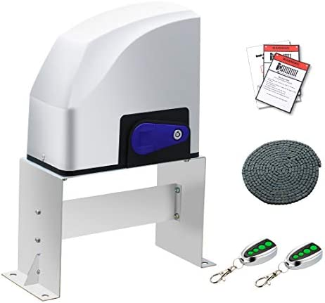 TOPENS CK500 Automatic Sliding Gate Opener Kit Heavy Duty Sliding Gate Motor for Slide Gates product image