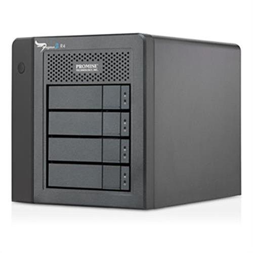 PROMISE Pegasus 2 R4 4x2TB SATA HDD incl Th&erbo