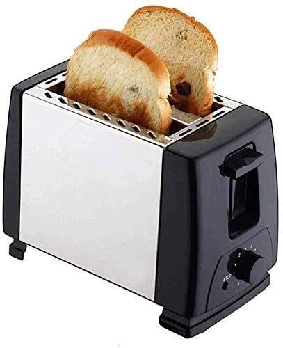 WJJ Panificadora Máquina de Pan Desayuno máquina de Pan, de Acero Inoxidable máquina de Pan, programable Máquina de Hacer Pan con Frutas Tuerca dispensador, Antiadherente de cerámica Pan