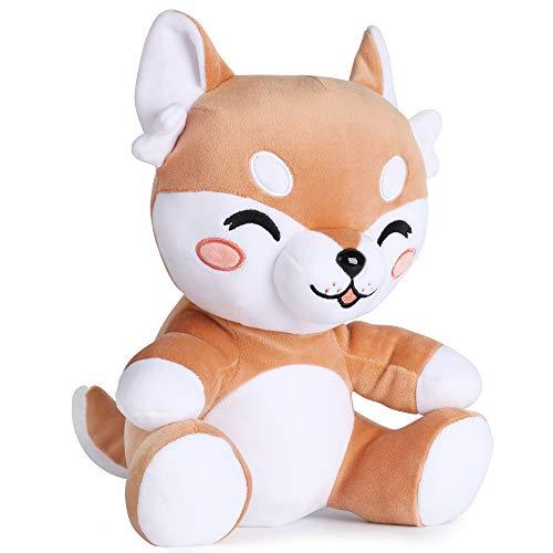 Corimori- Akito el Perro Shiba-Inu (6+ Modelos) Animal de Peluche Juguete Bebés...