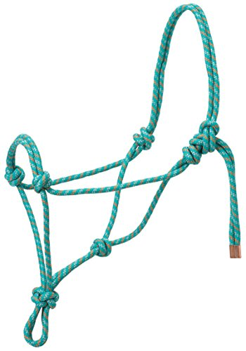 Weaver Leather Diamond Braid Rope Halter