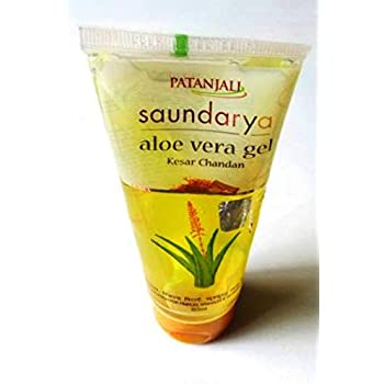 Patanjali - Saundarya Kesar Chandan Aloe Vera Gel - 150ml