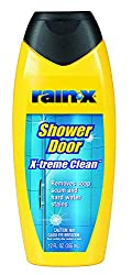 Rain-X - Best Cleaning Product for Glass Shower Doors