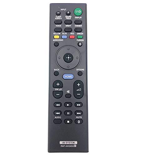 Qinyun RMT-AH240U Fernbedienung für Sony HT-XT2 HT-CT790 HT-NT5 Soundbar inkl. Batterie