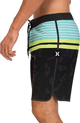 Hurley Phantom Aloha Stripes Board Shorts (Medium)