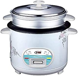 Cyber 1.6 liter Multi-Functional Automatic Rice Cooker 500 watts