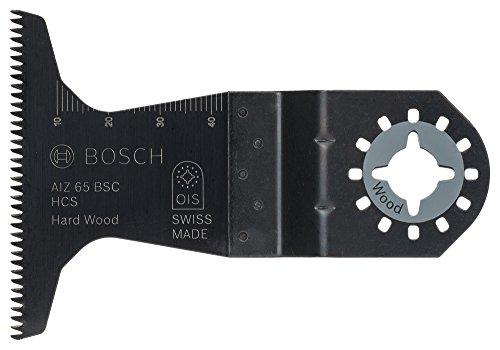Bosch Professional Tauchsägeblatt Hartholz (für Multifunktionswerkzeug Starlock) AII 65 BSPC