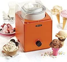 Bella 1.5 QT Ice Cream Maker - Orange