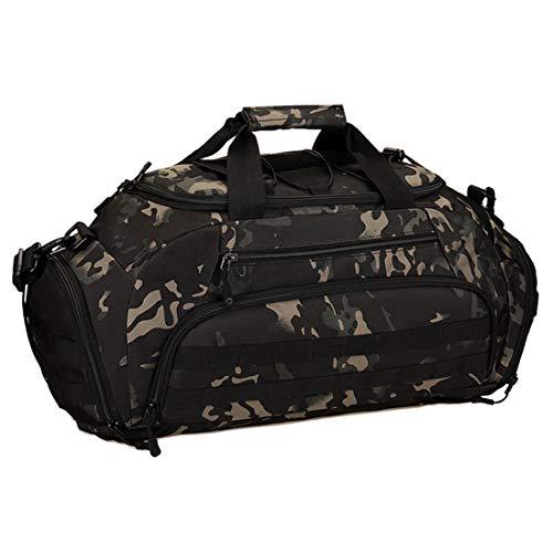 BAIGIO 35L Mochila Militar Bolsa de Deporte Hombre Bolsas Gimnasio Bolsos de Viaje Multifuncional para Hombres