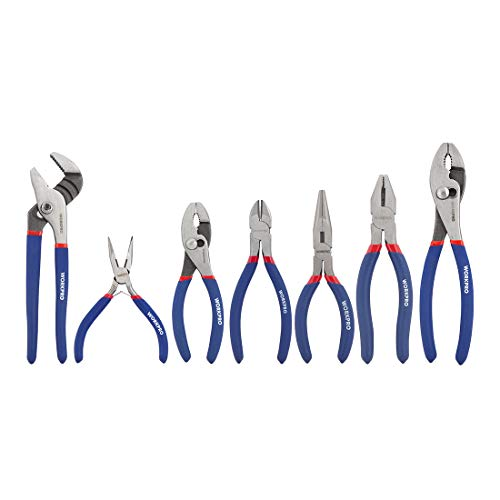 Blue Metal Car SUV Rivets Diagonal Plier Fastener Cutter Removal Puller Adjust