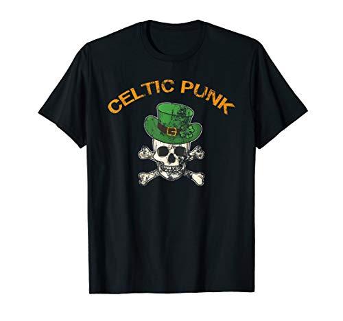 Celtic Punk Irish Paddy Rock Shirt