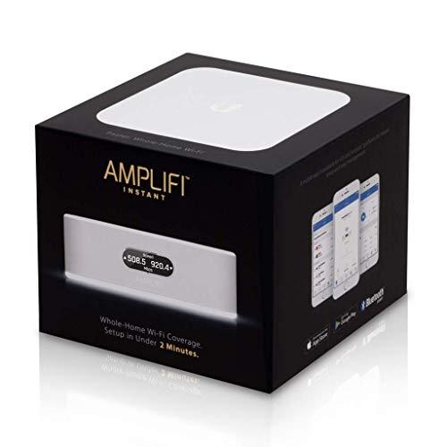 Ubiquiti AmpliFi Instant Router 2 4 GHz5 GHz Dual Band AFI Ins R EU 2 4 GHz5 GHz Dual Band Wi FiGigabit Ethernet 1 WAN 1 LAN